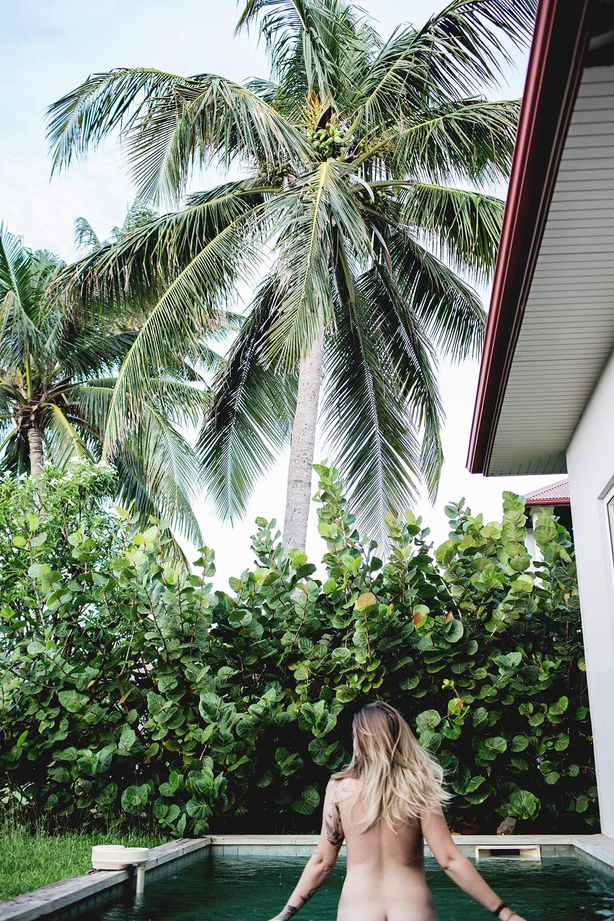 Hotel Swimmingpool Martinique