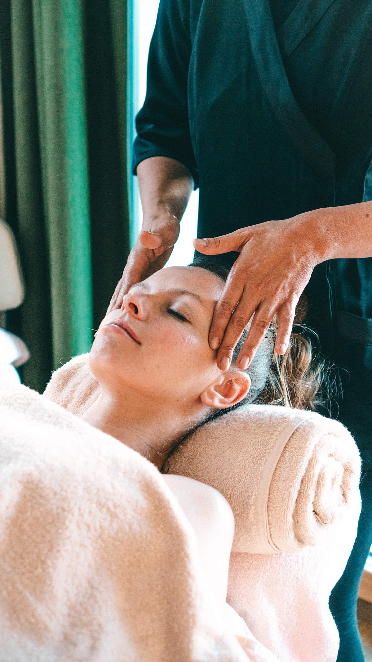 Hotel Tofana Massage
