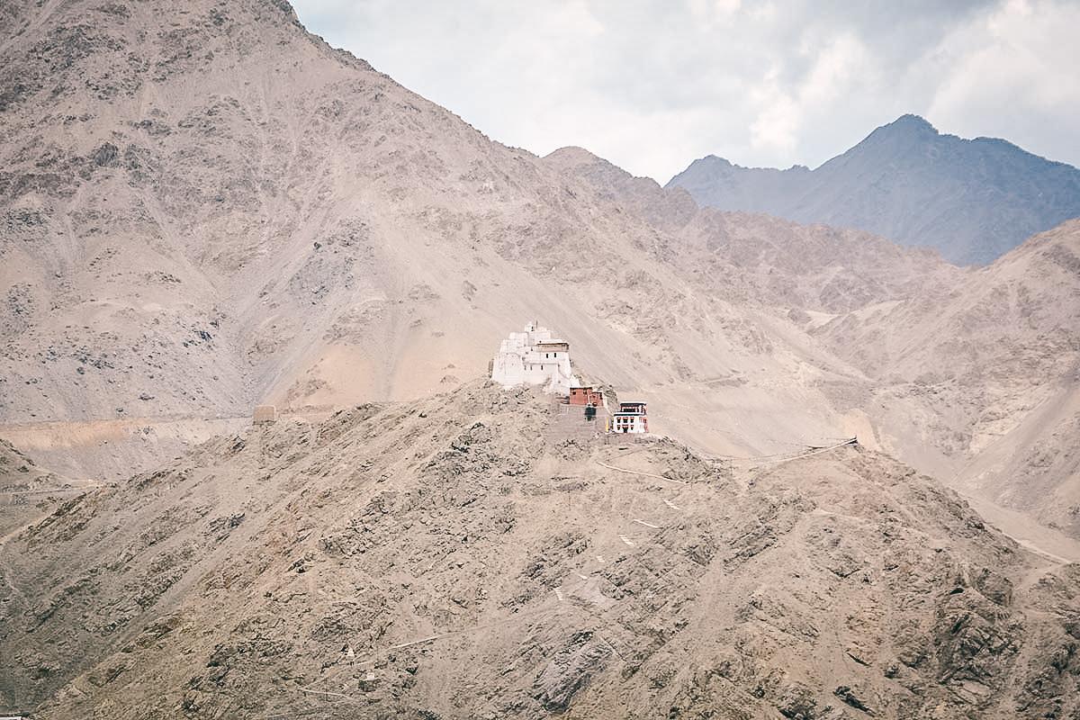 kloster indien