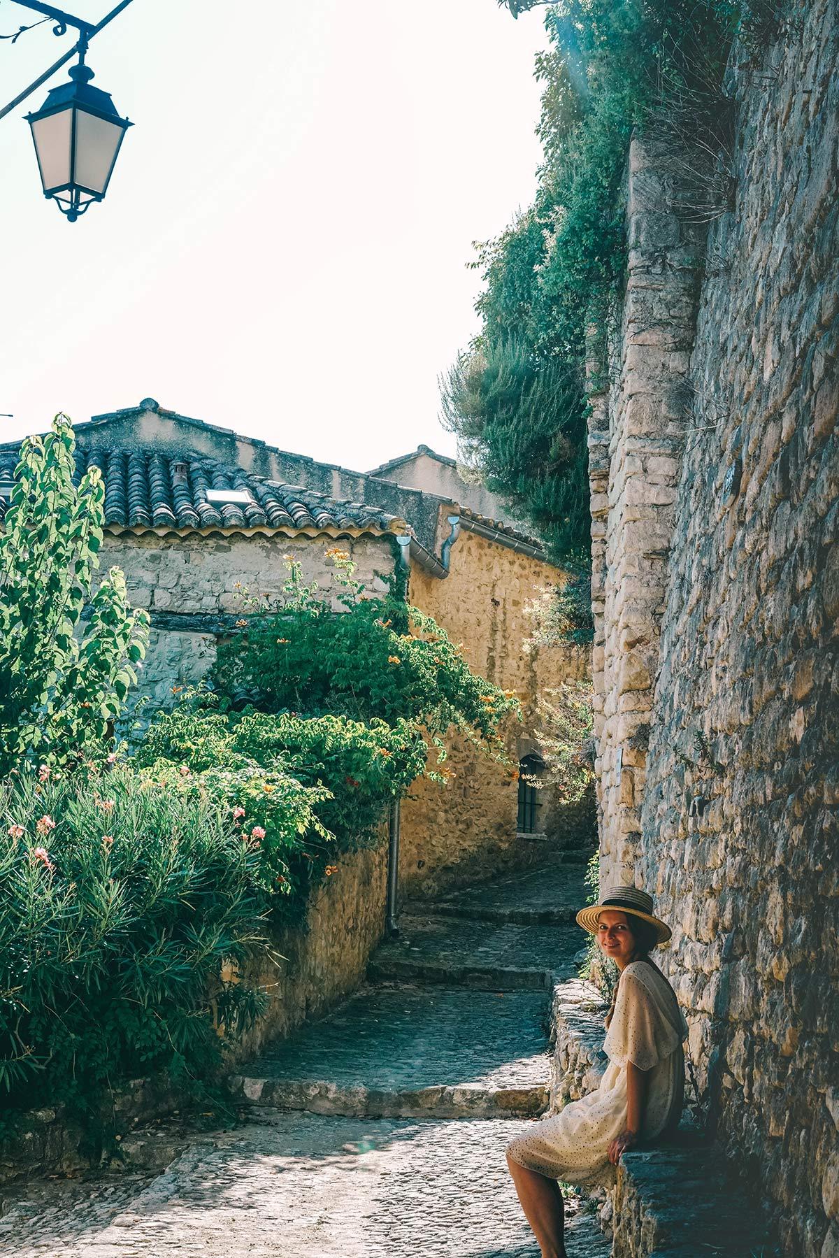 La Roque sur Ceze Frankreich