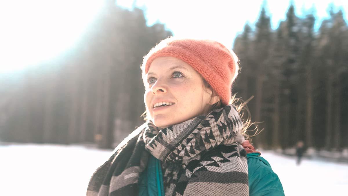 Langental Schneeschuh Christine Wolkenstein
