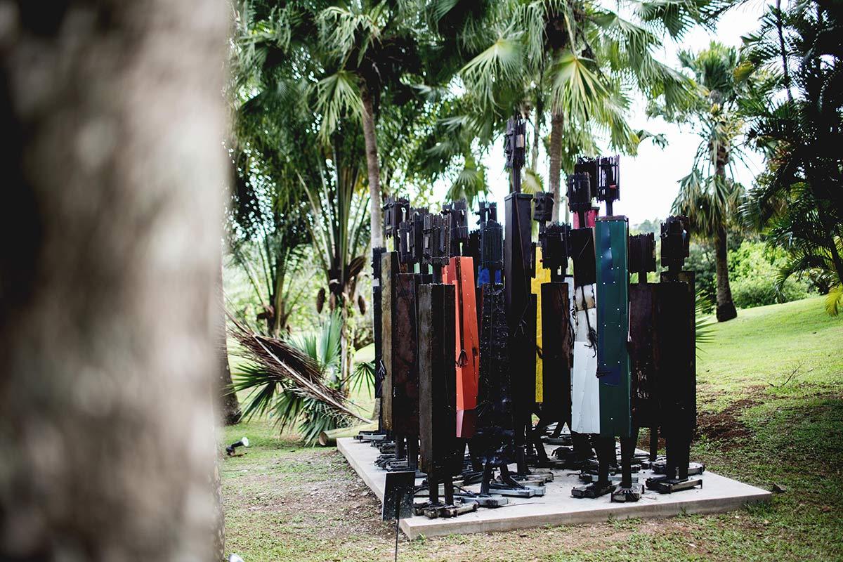 Martinique Botanischer Garten