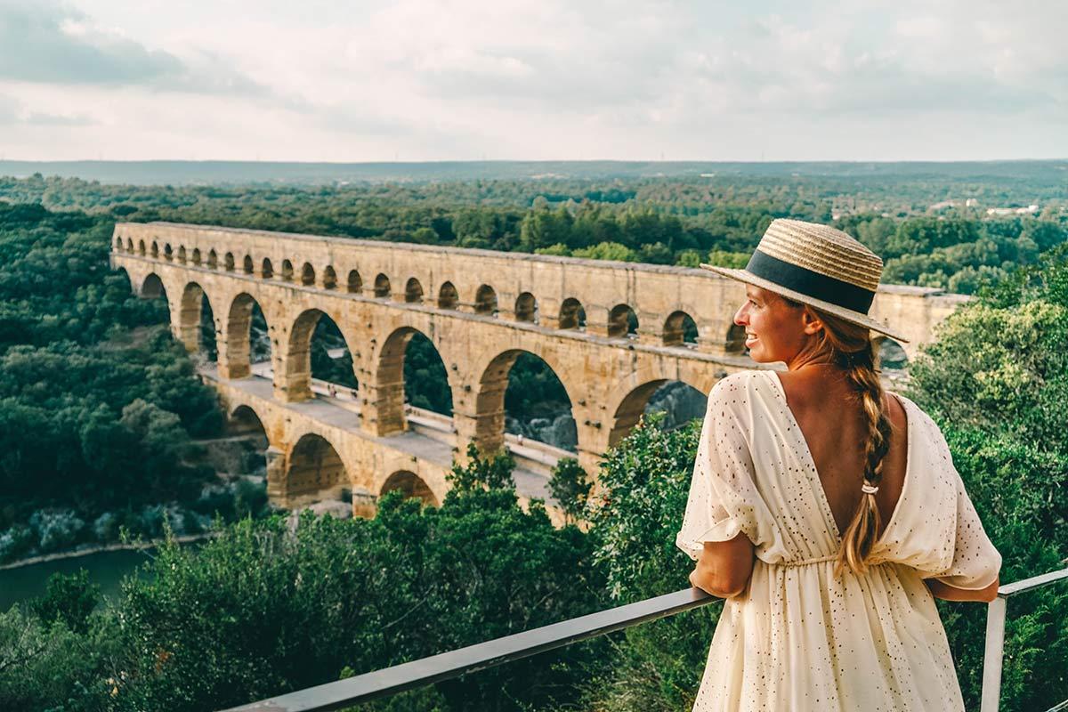 Pont du Gard Christine Neder