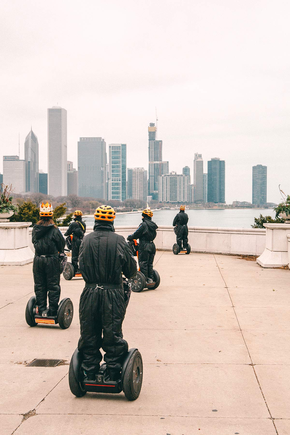 Segway Tour mit Absolutely Chicago Segways