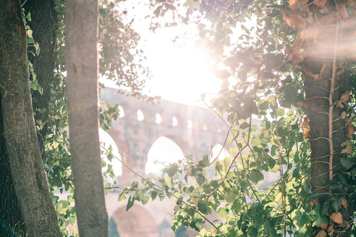 Sehenswuerdigkeit Pont du Gard