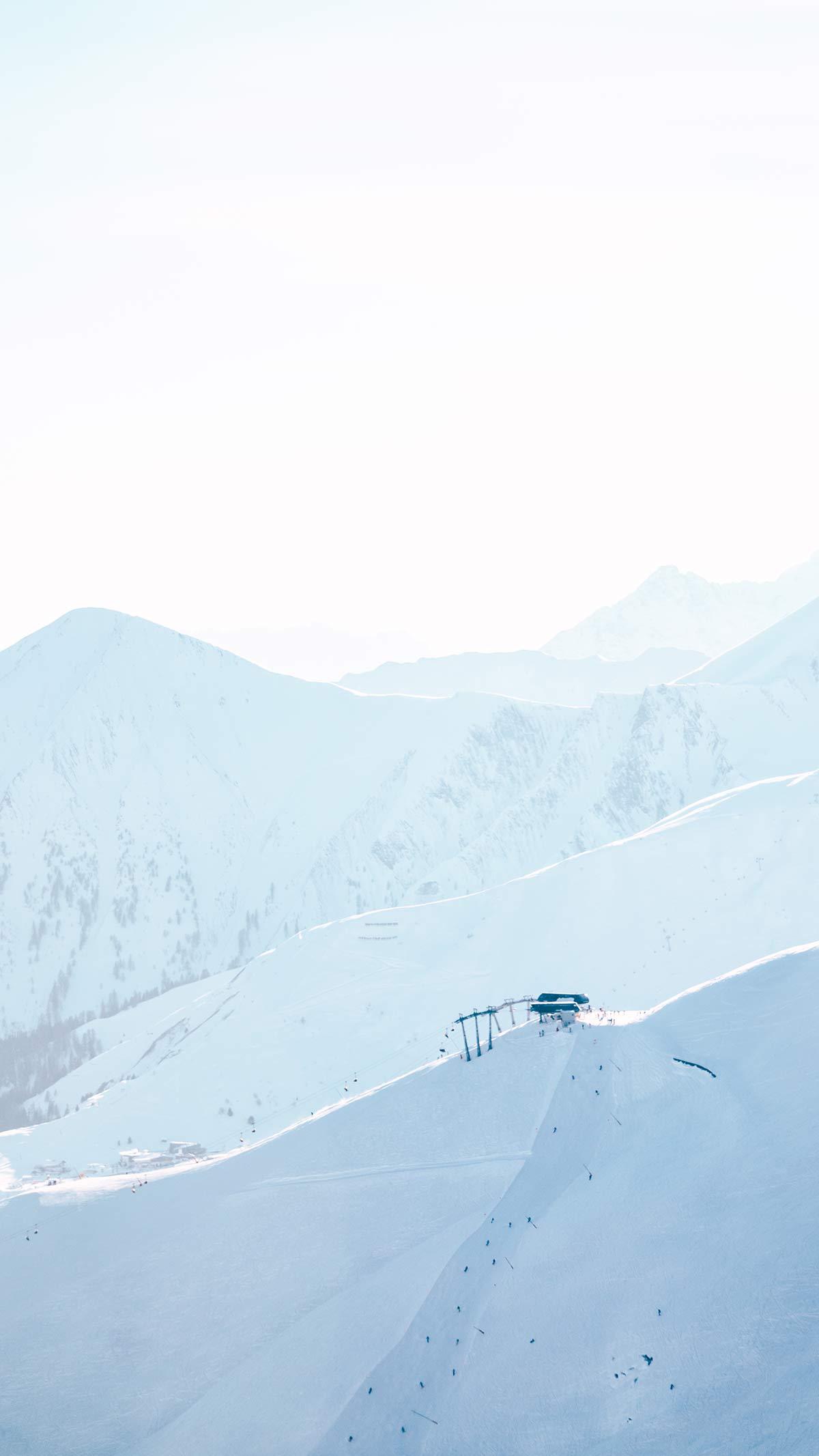 Serfaus Fiss Ladis Berg Panorama