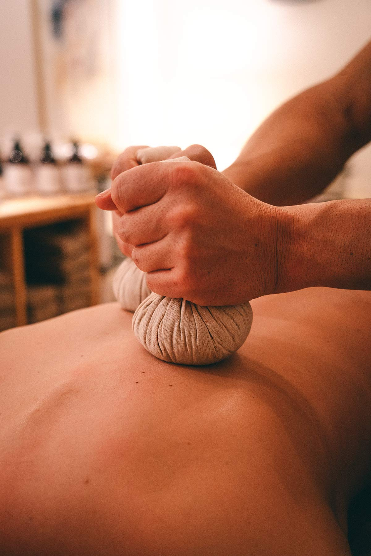 Stempel Massage Hotel Oswald