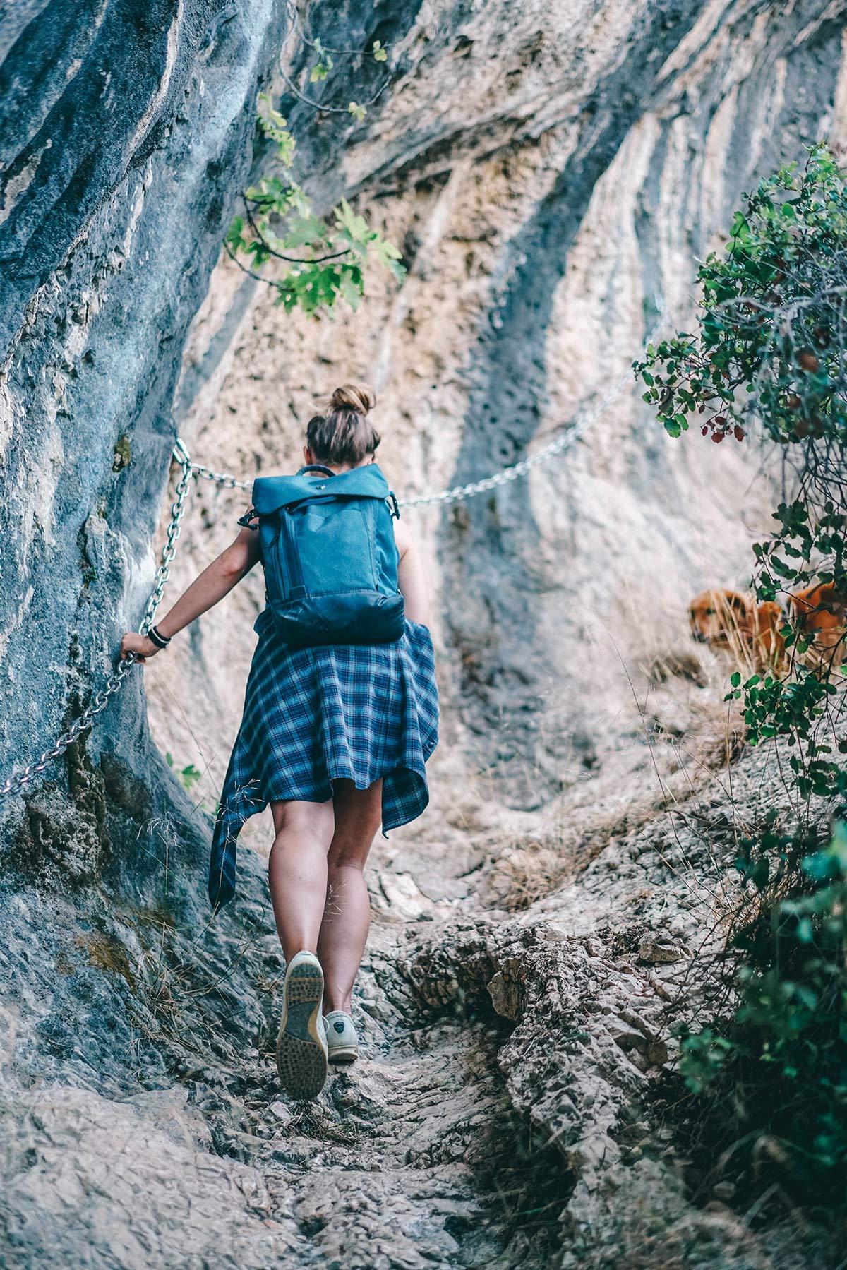 Wandertour Christine St Remy und Lac Peirou