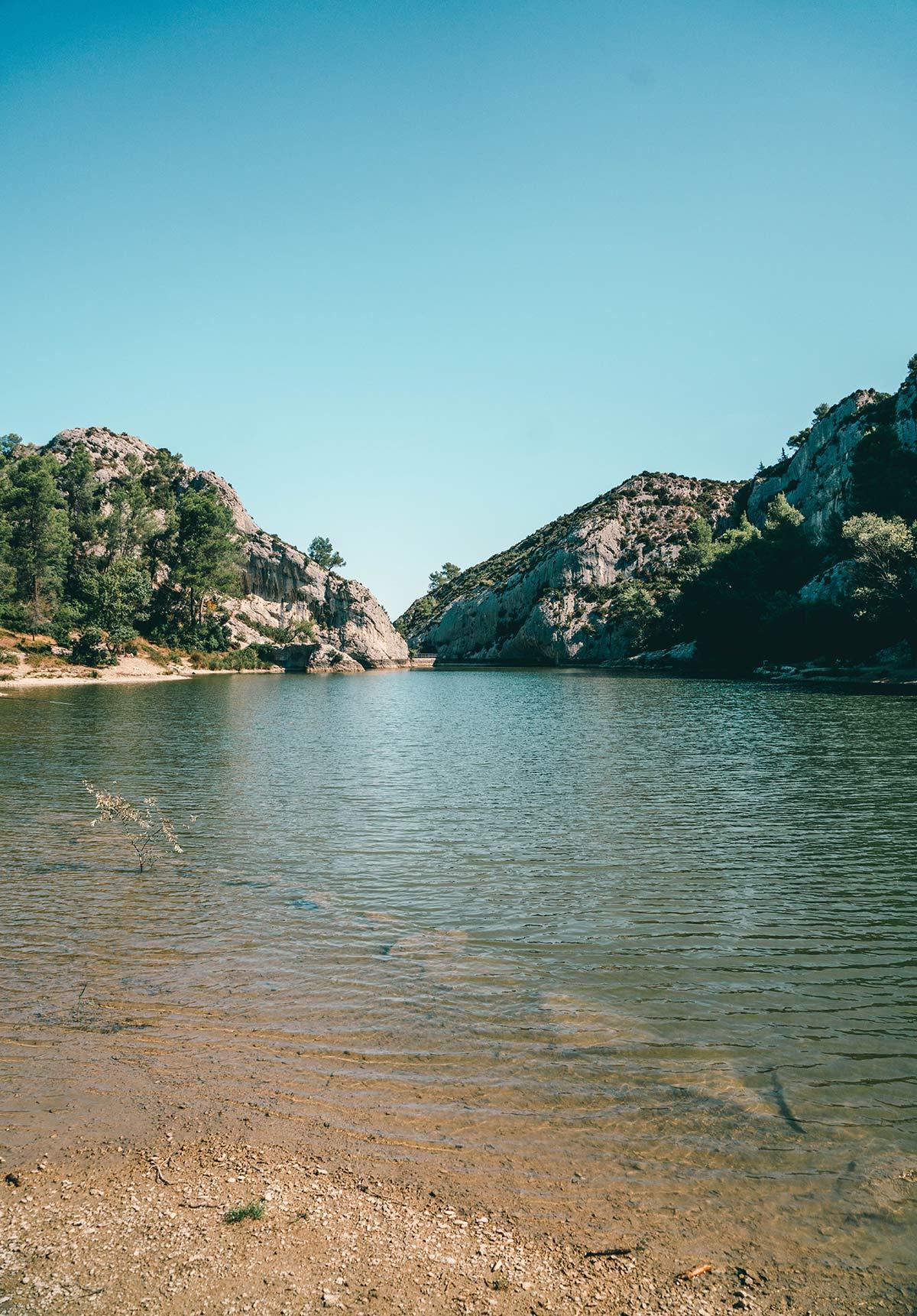Wanderung Lac Peirou