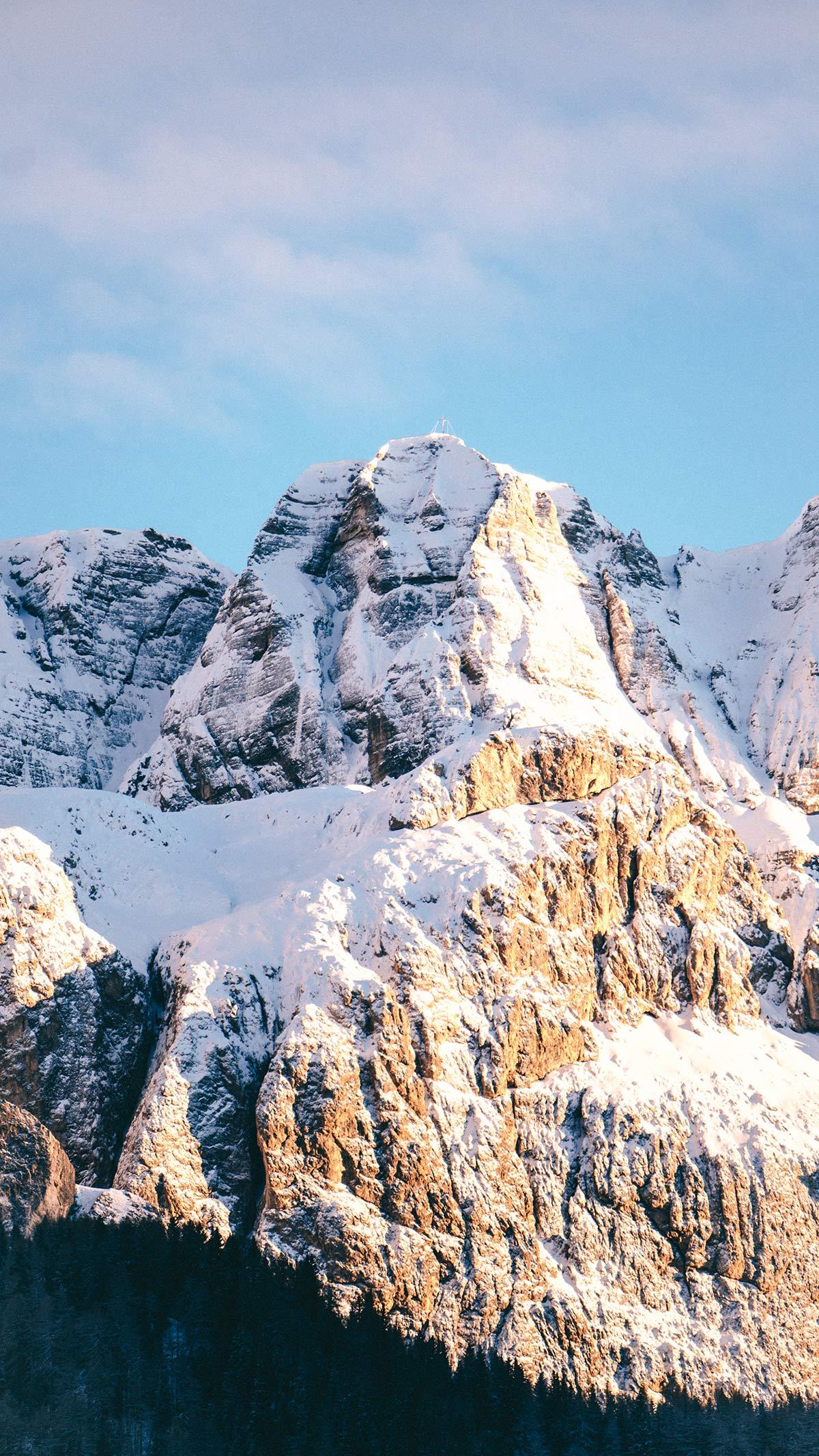 Wolkenstein Dolomiten Berge