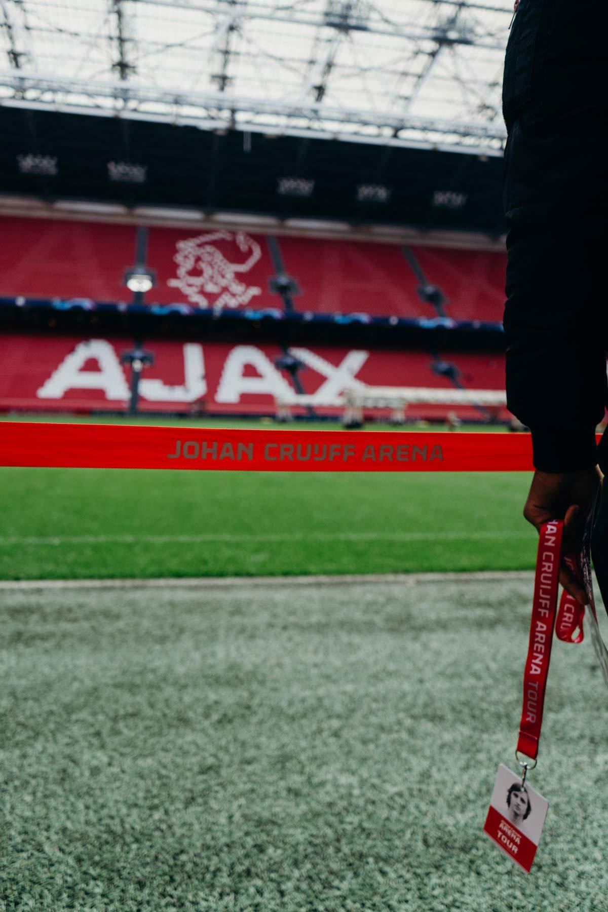Ajax Amsterdam Fuehrung