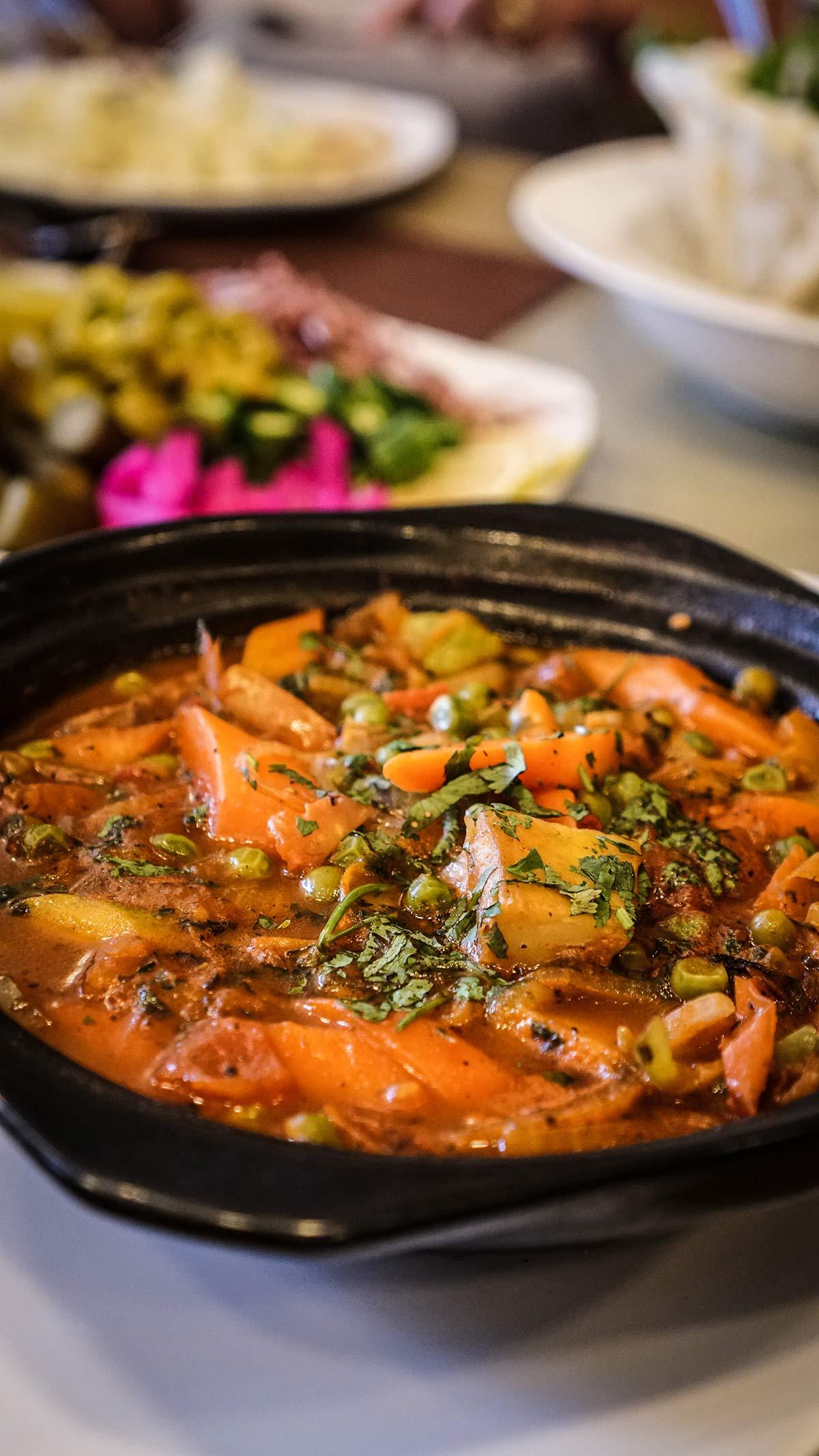 Aqaba Restaurant Captain Mittag Tajine