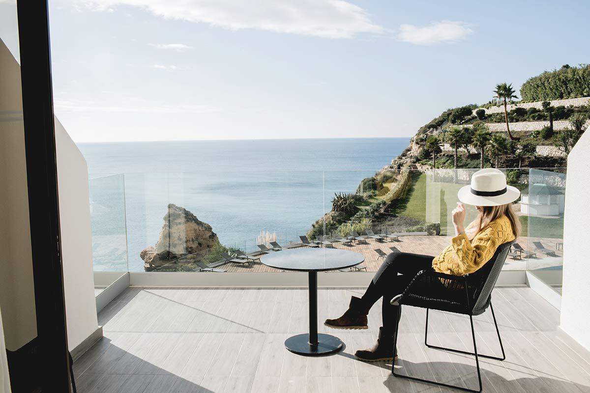 Aussicht Tivoli Hotel