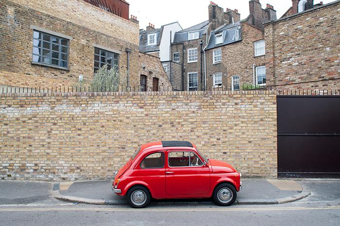 auto mieten in london