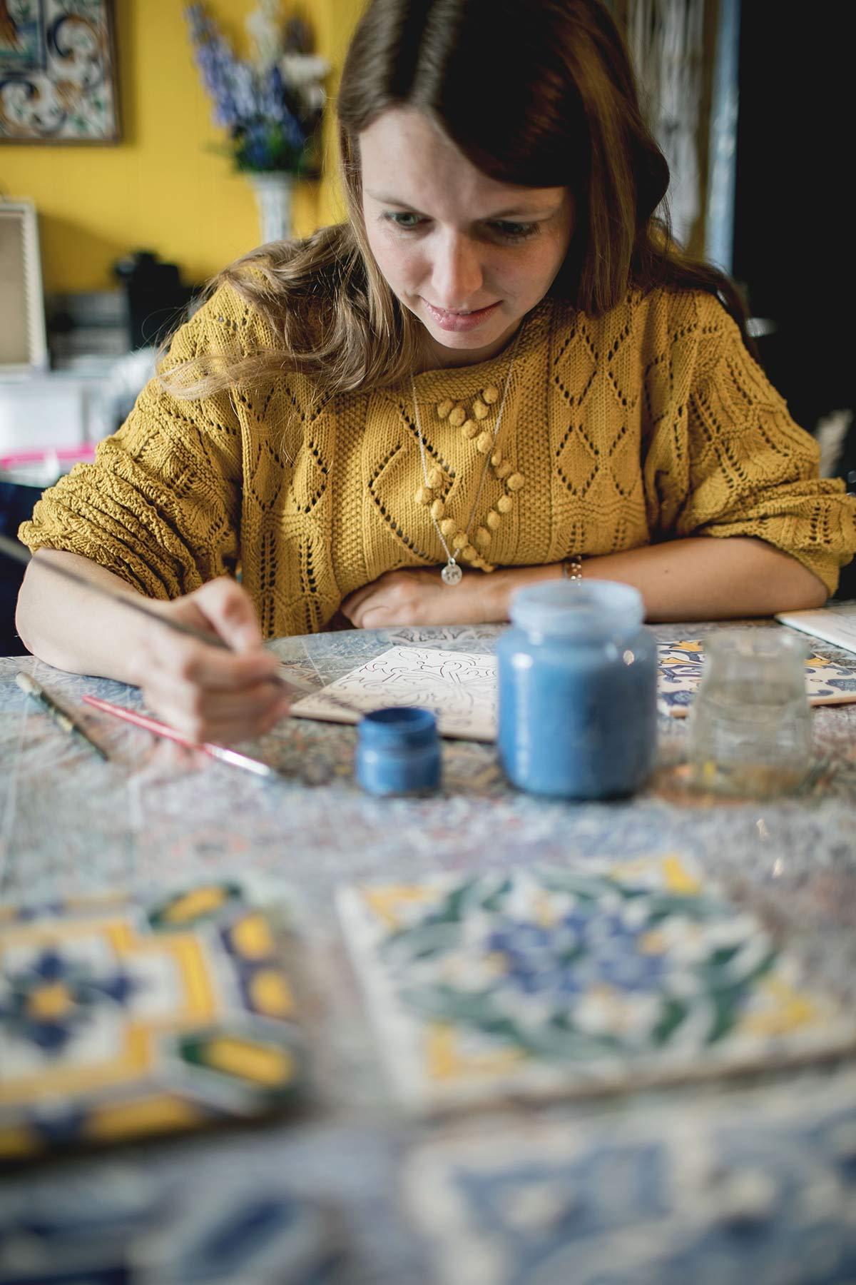Christine Neder Fliesenworkshop