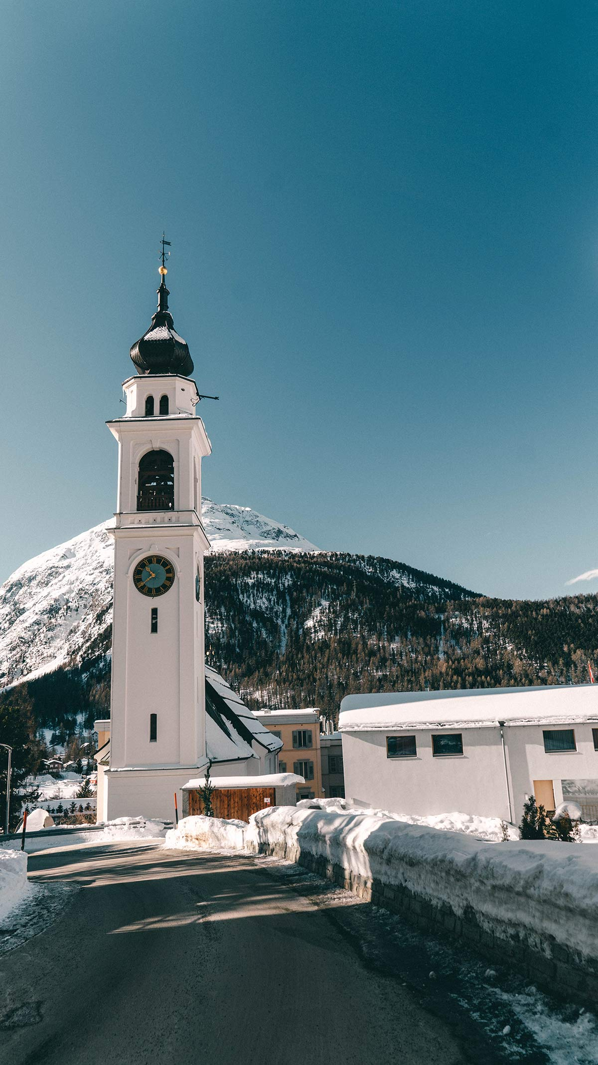 Dorfkirche Pontresina