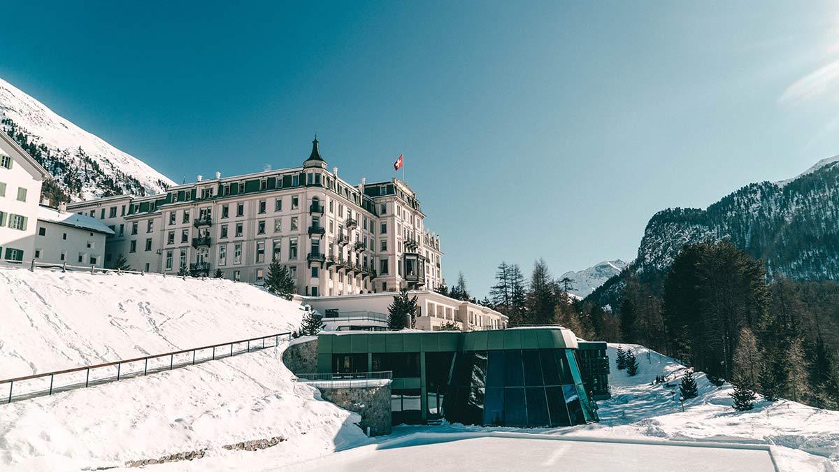Grand Hotel Kronenhof Schweiz