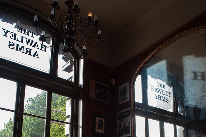 Hawley Arms Bar