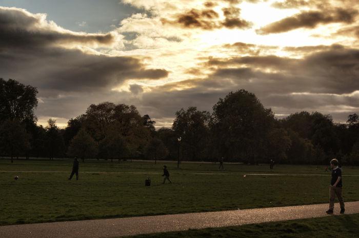 Hydepark London