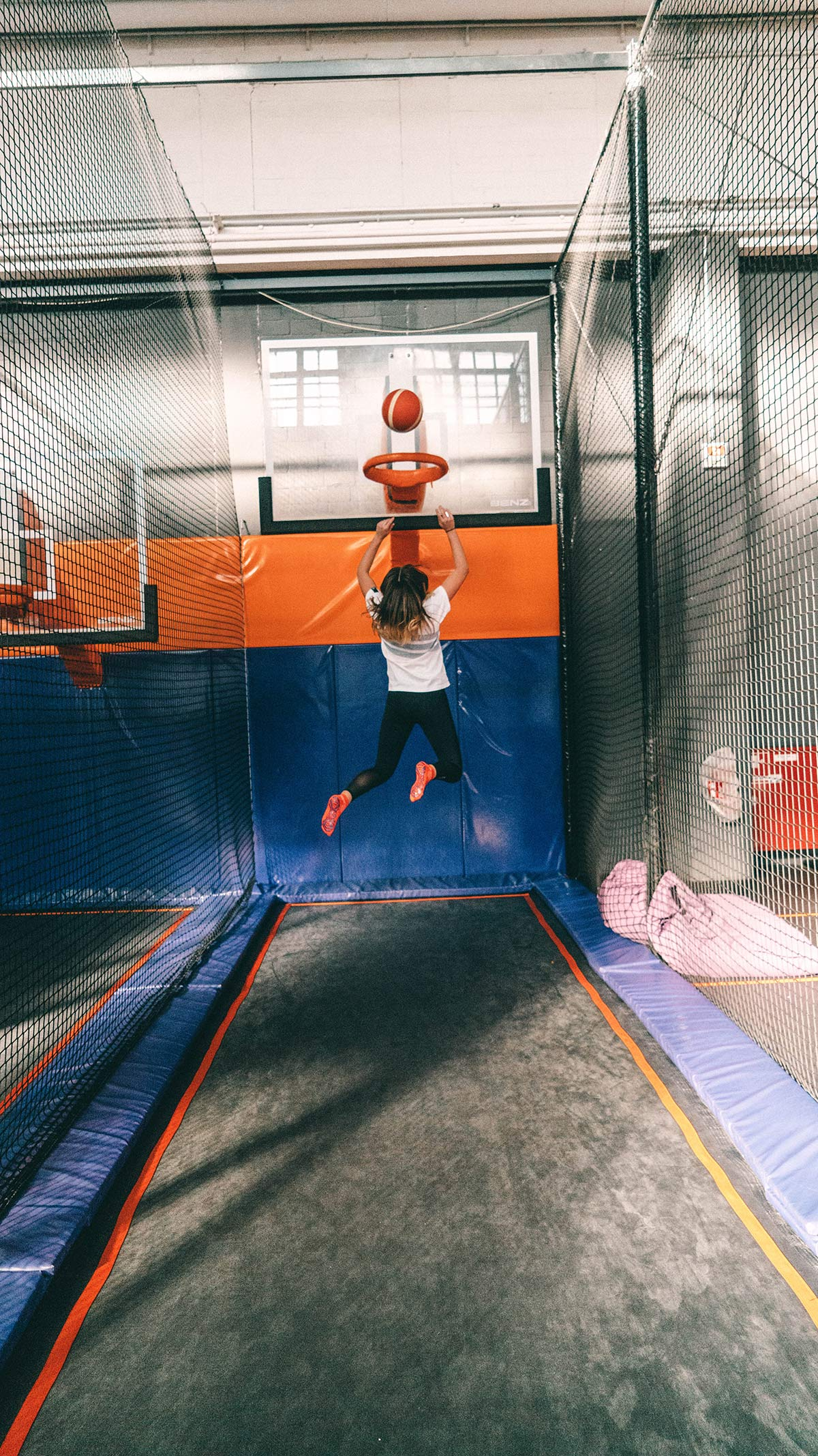 Jump House Berlin Basketball
