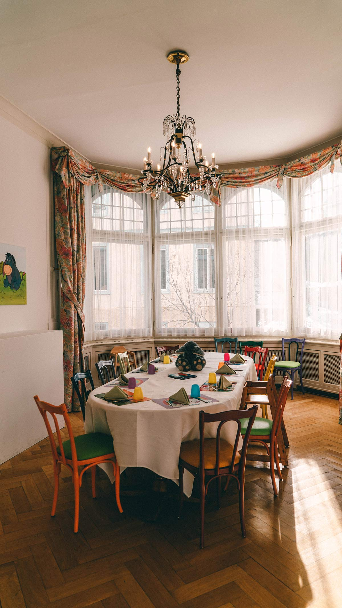 Kinderzimmer Grand Hotel Kronenhof