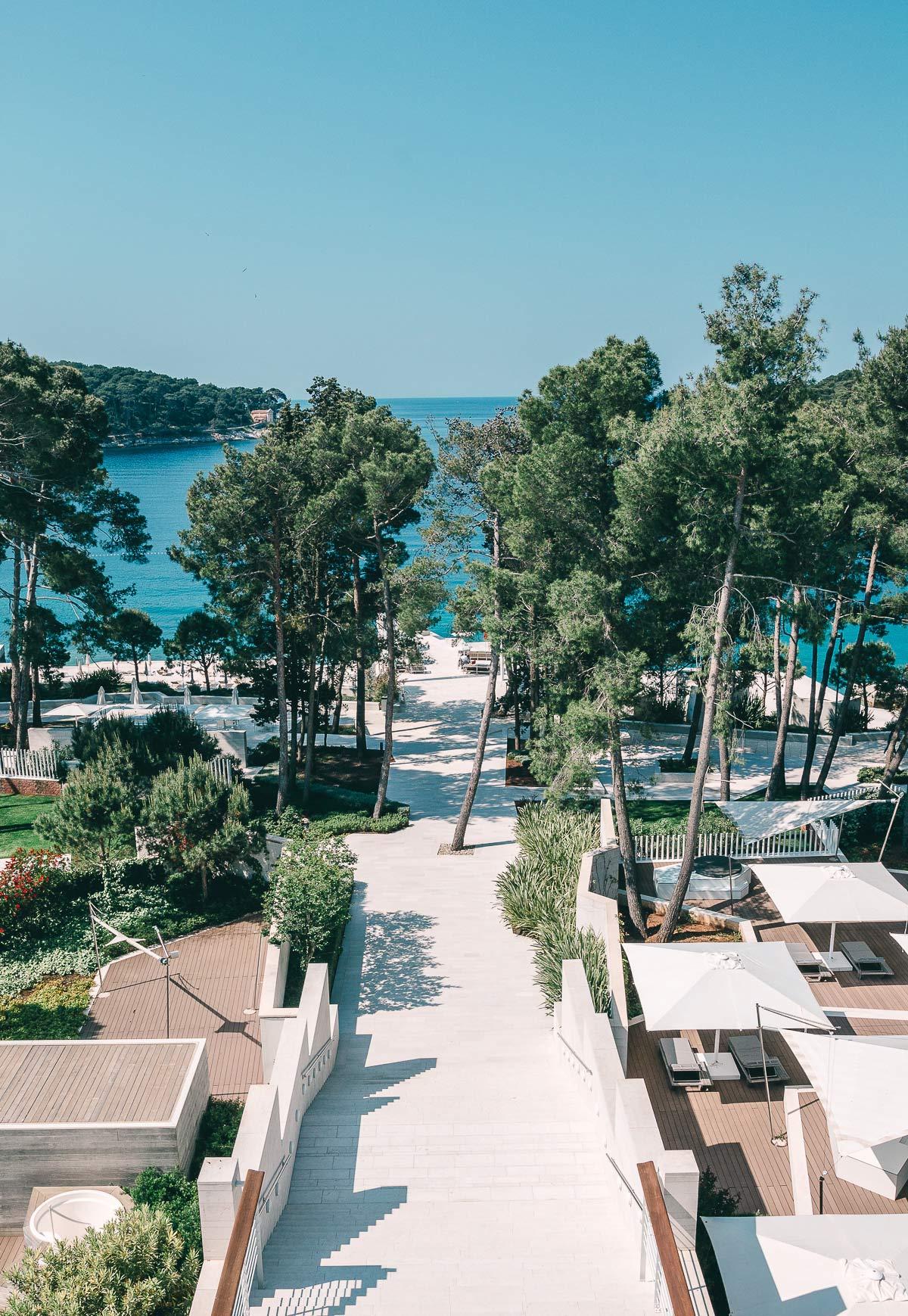 kroatien hotels am meer