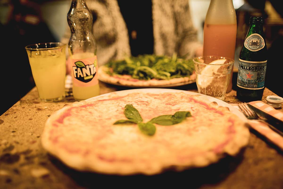 Pizza essen Lissabon Zero Zero