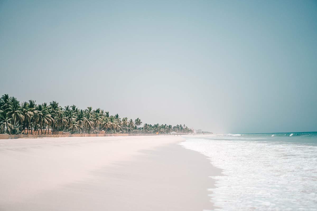 strand in oman hotel