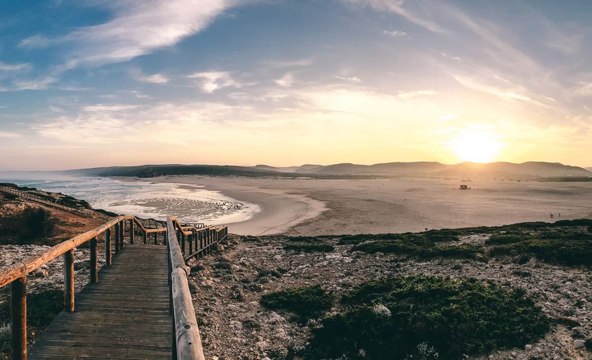 Strand von Bordeira