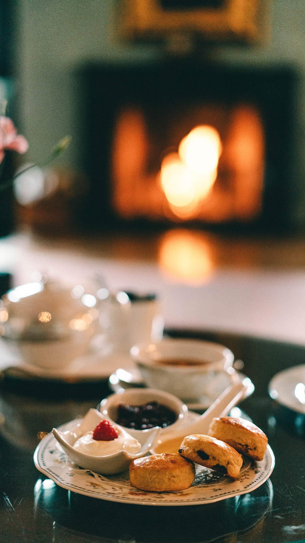 Teatime Grand Hotel Kronenhof