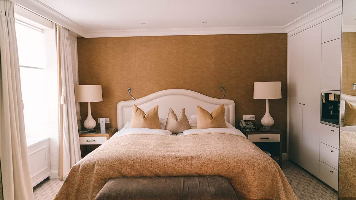 Zimmer Grand Hotel Kronenhof