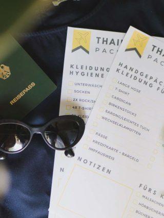 thailand-packliste-checkliste