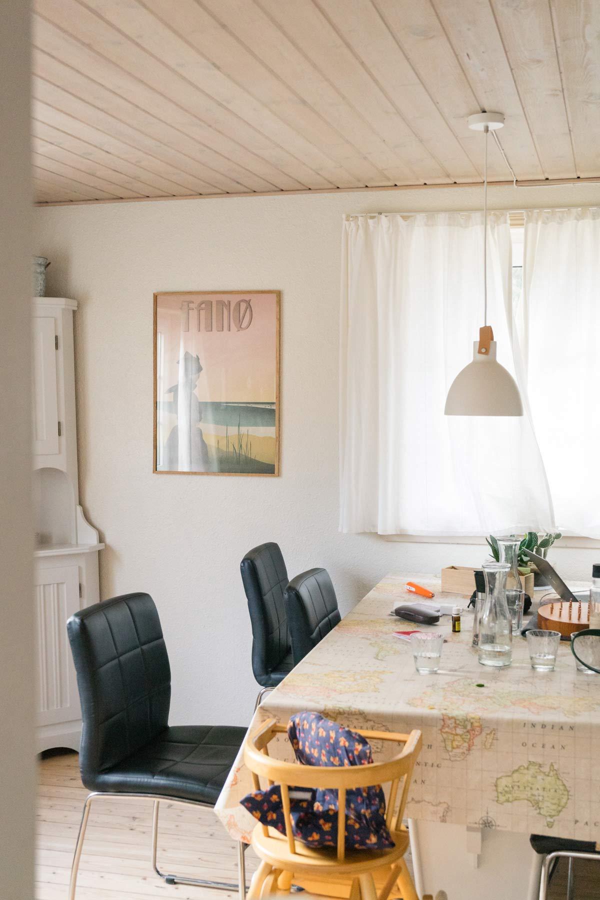 private Ferienwohnung auf Fanoe