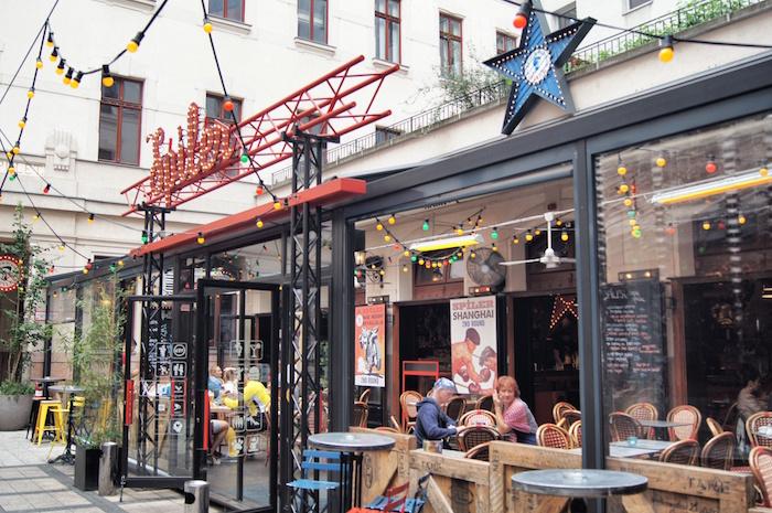 restaurant in budapest