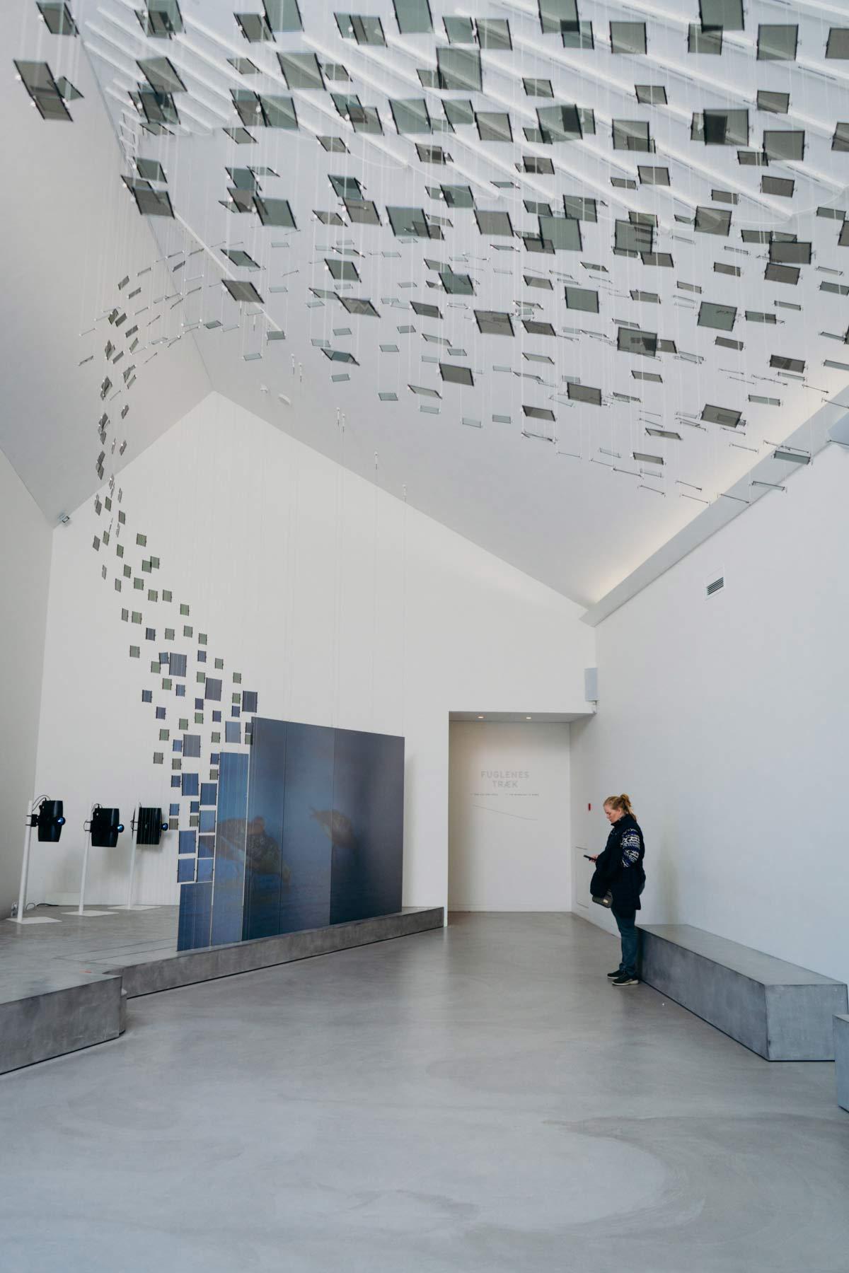 Vadehavscentret Ausstellung