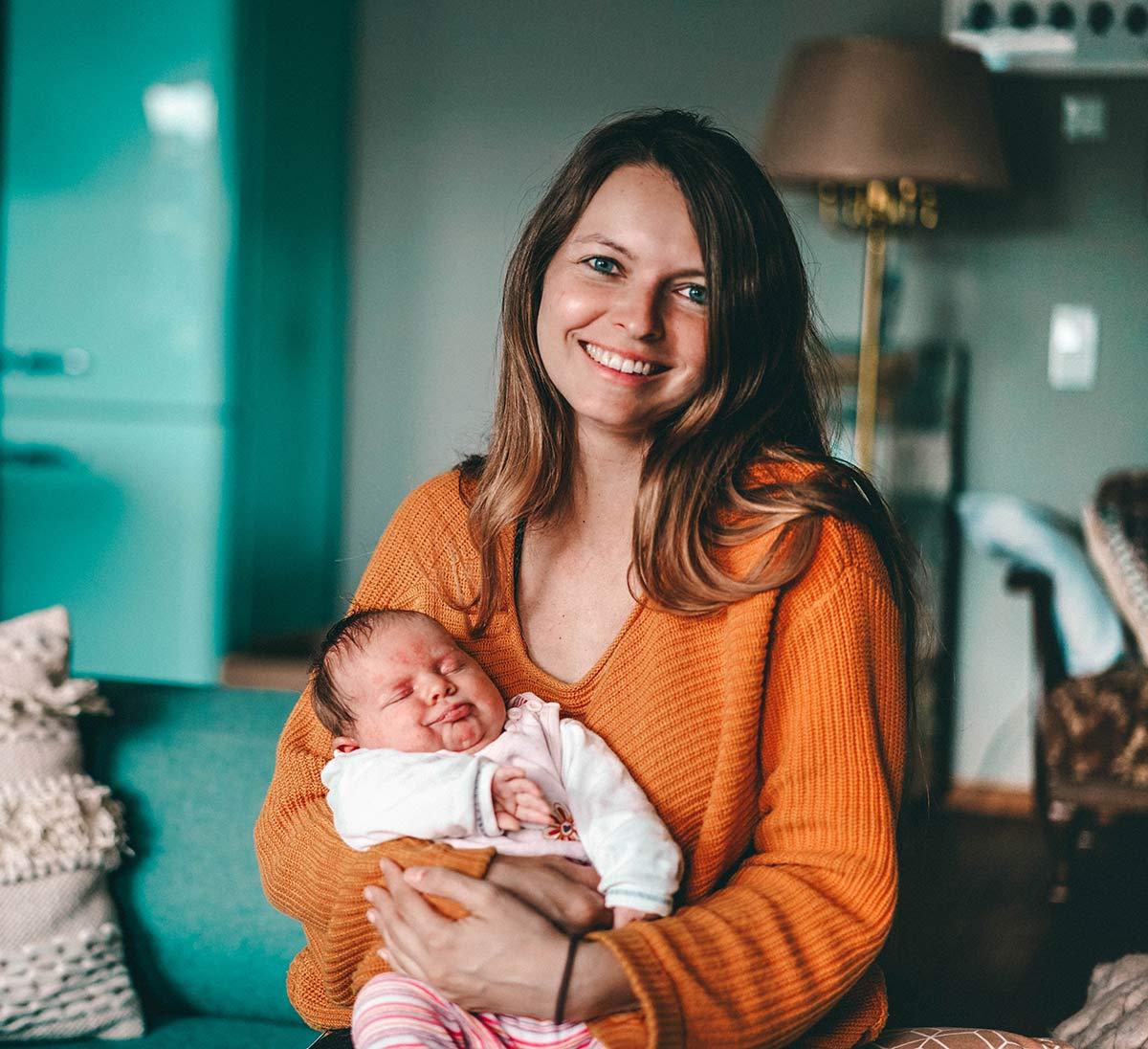 Christine Neder Tochter