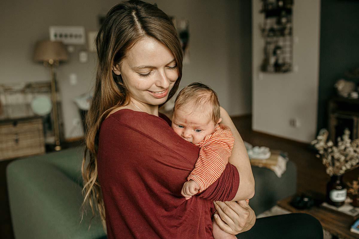 Christine Neder Baby