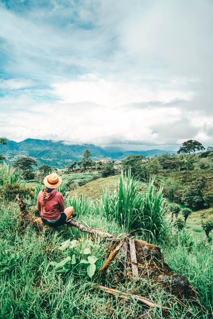 costa rica landschaft