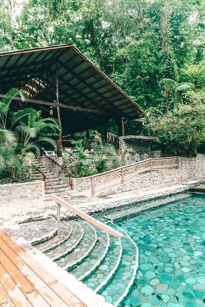 ecotermales hot springs arenal
