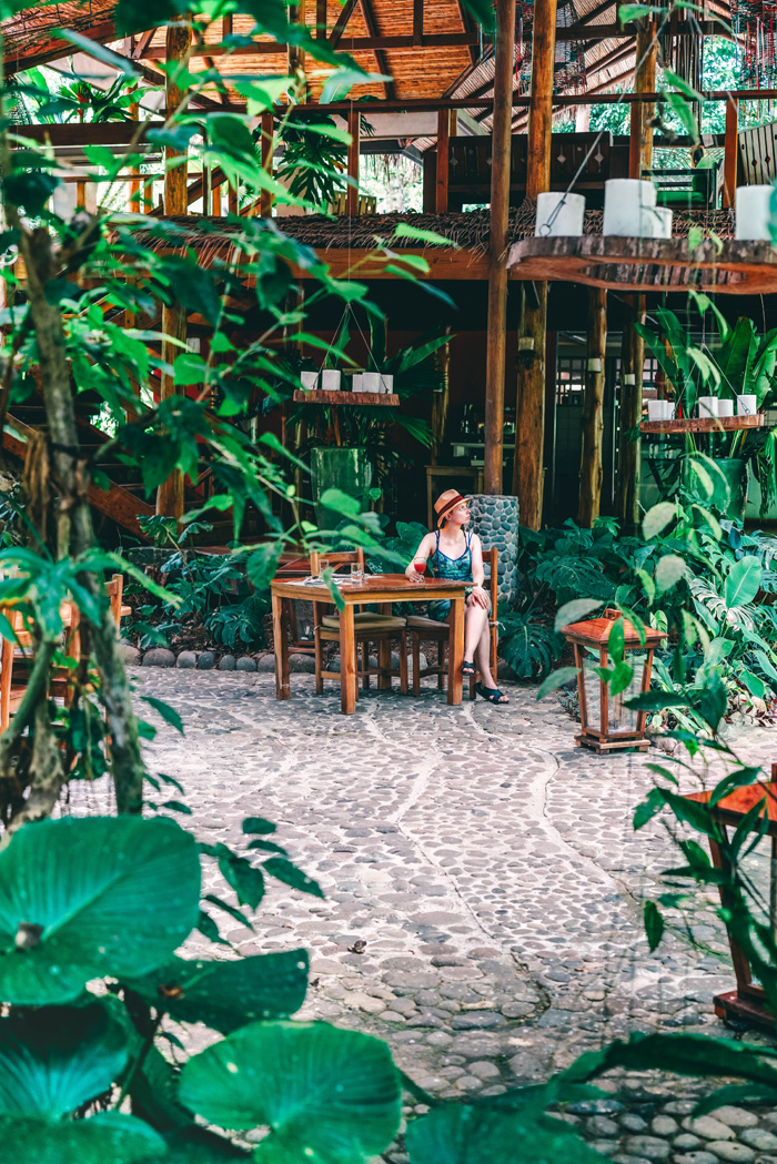 pacuare lodge restaurant
