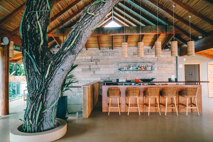 restaurant lagata resort
