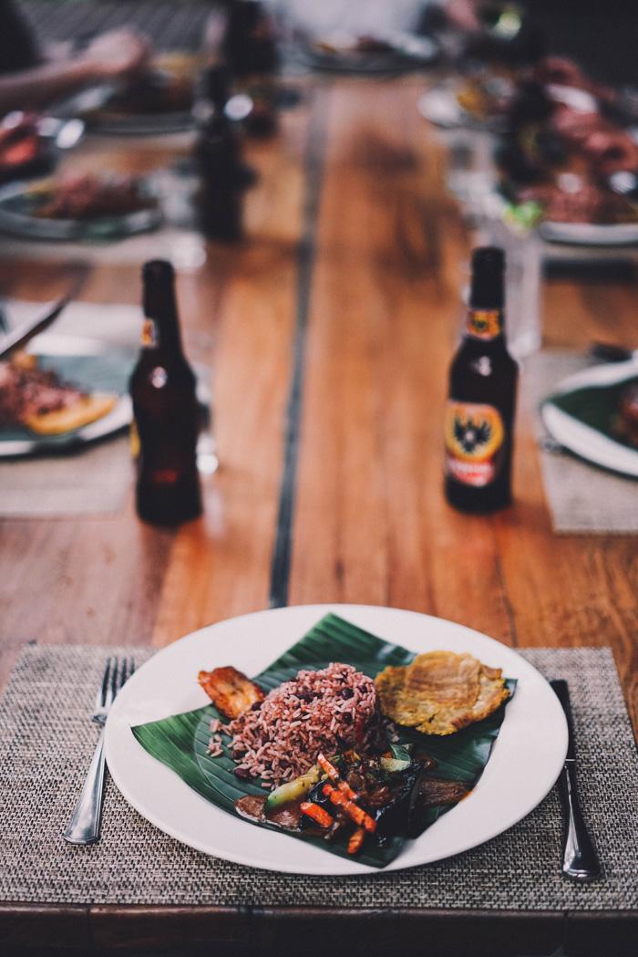 traditionelles essen in costa rica