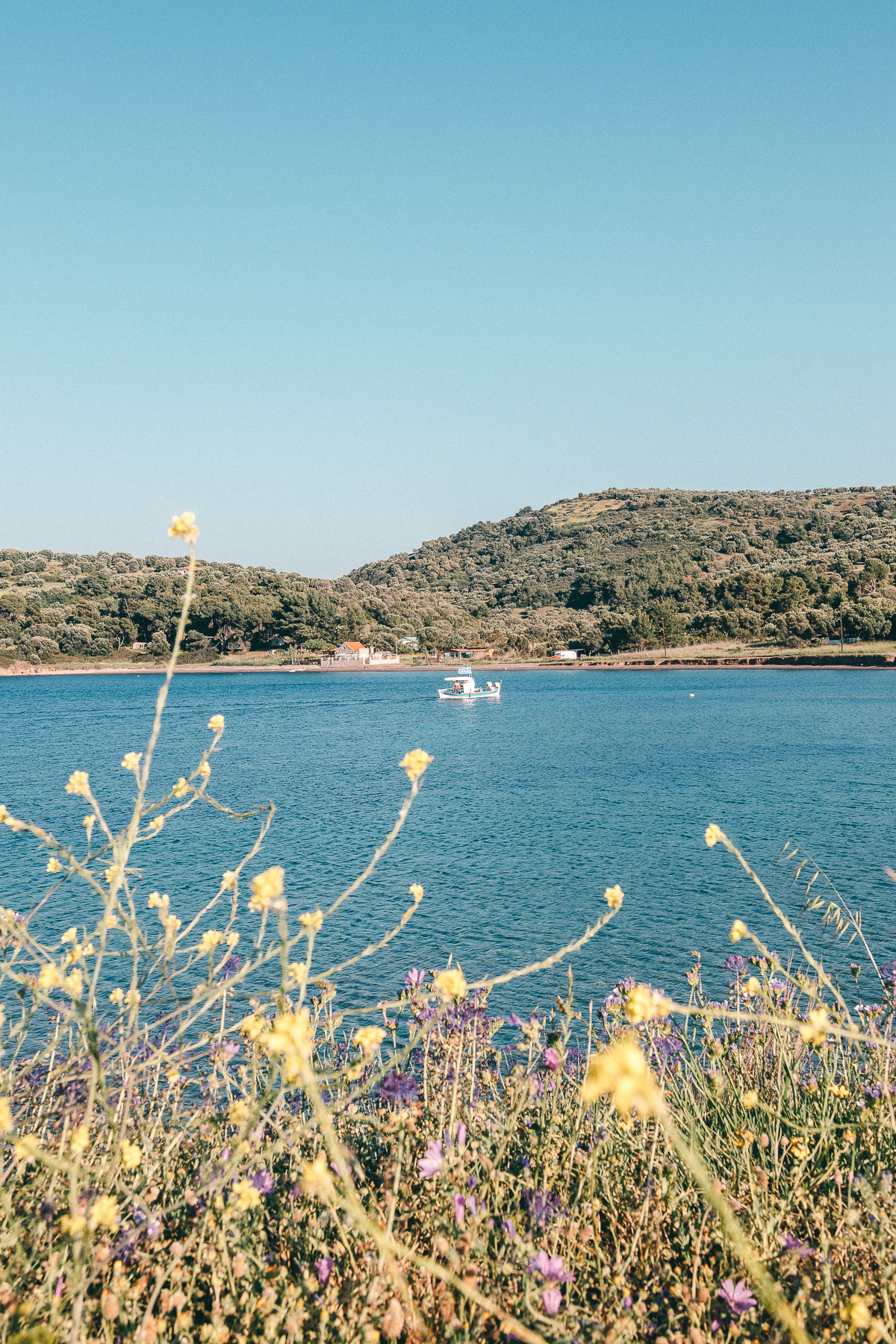 Chalkidiki Berge