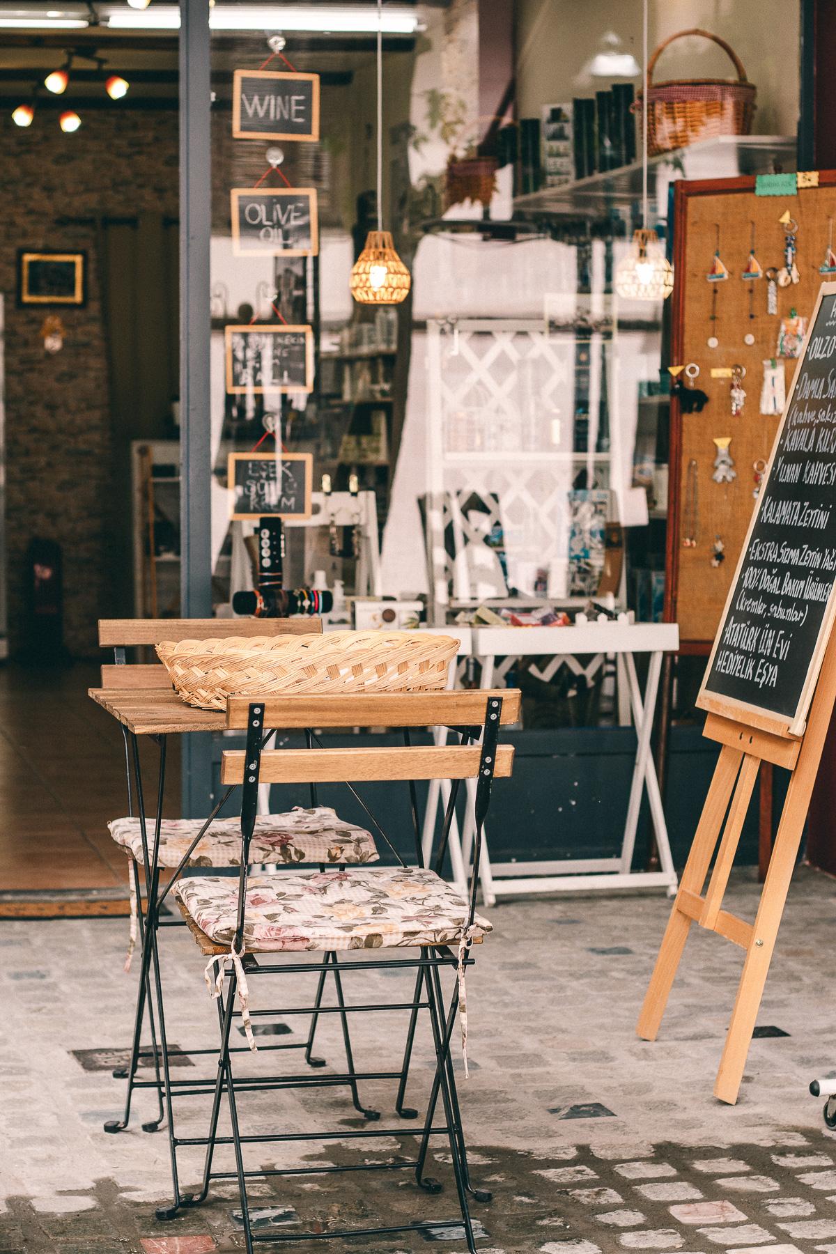 Chalkidiki Cafe Thessaloniki