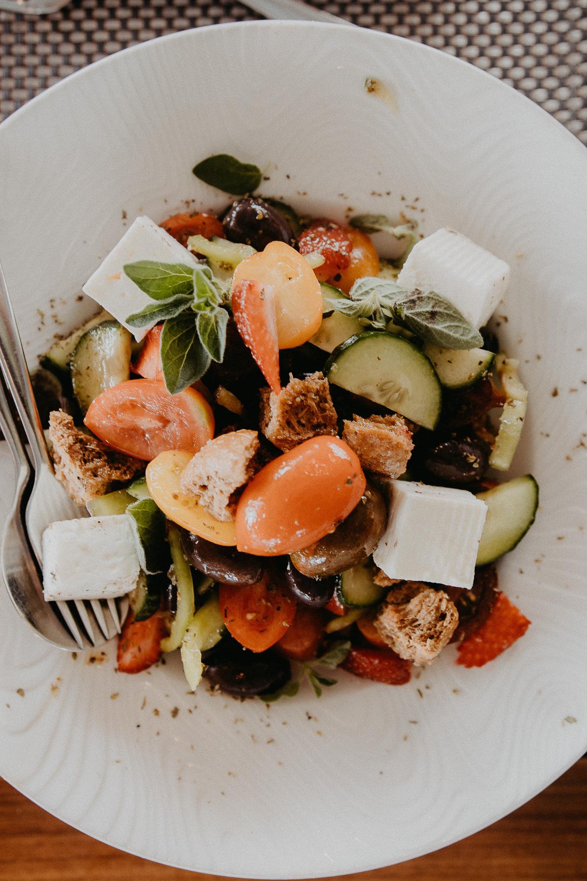 Chalkidiki Griechischer Salat