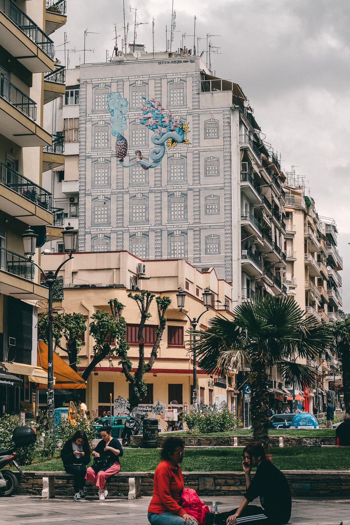 Chalkidiki Reisetipps Thessaloniki