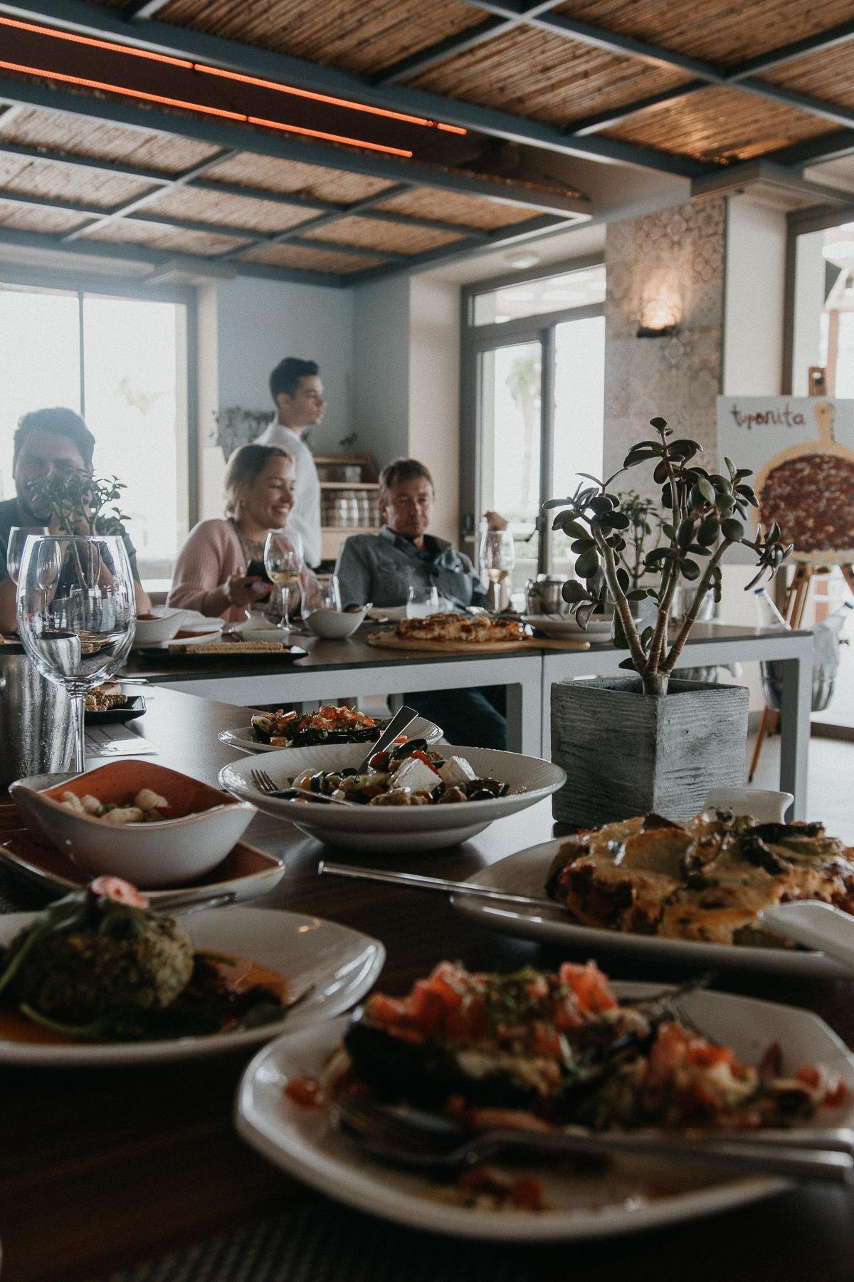 Chalkidiki Restaurant Griechenland
