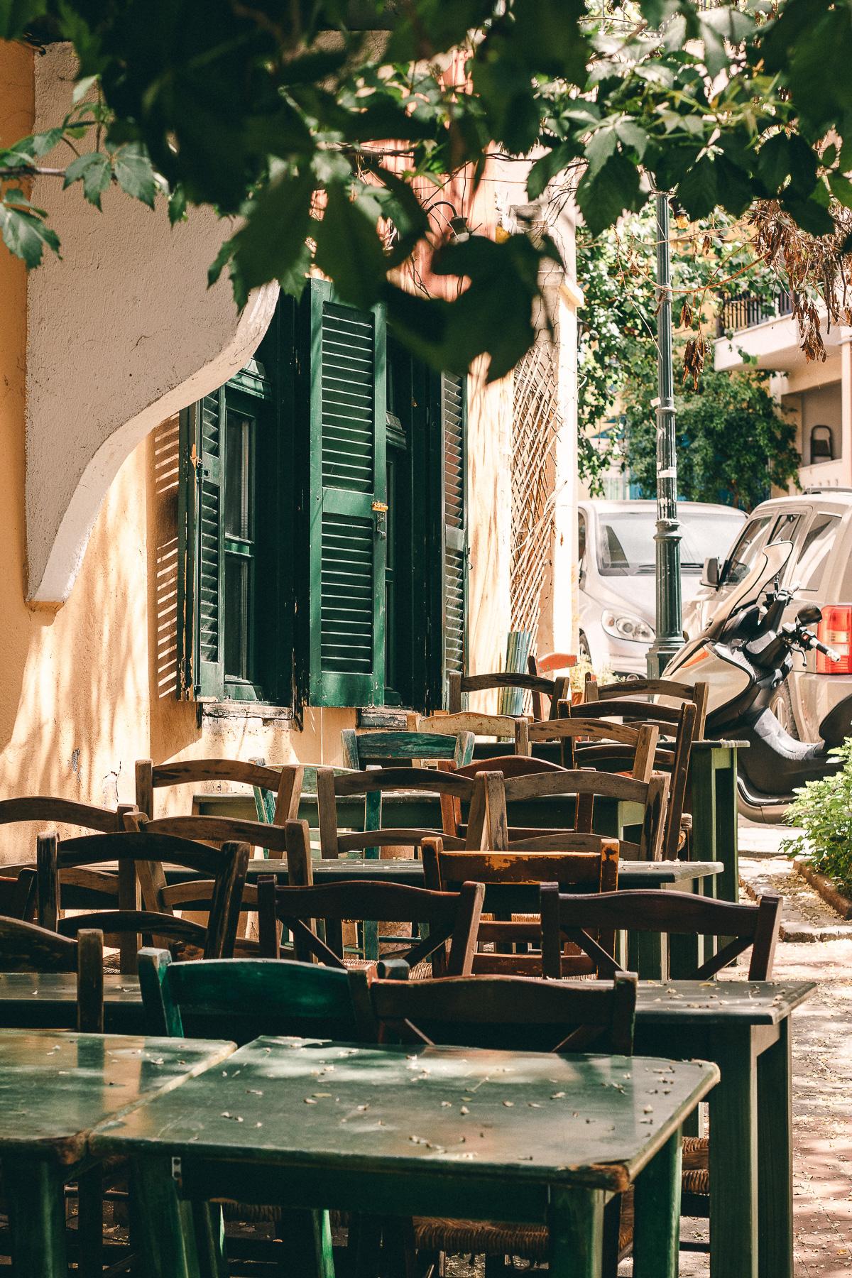 Chalkidiki Restaurant Thessaloniki