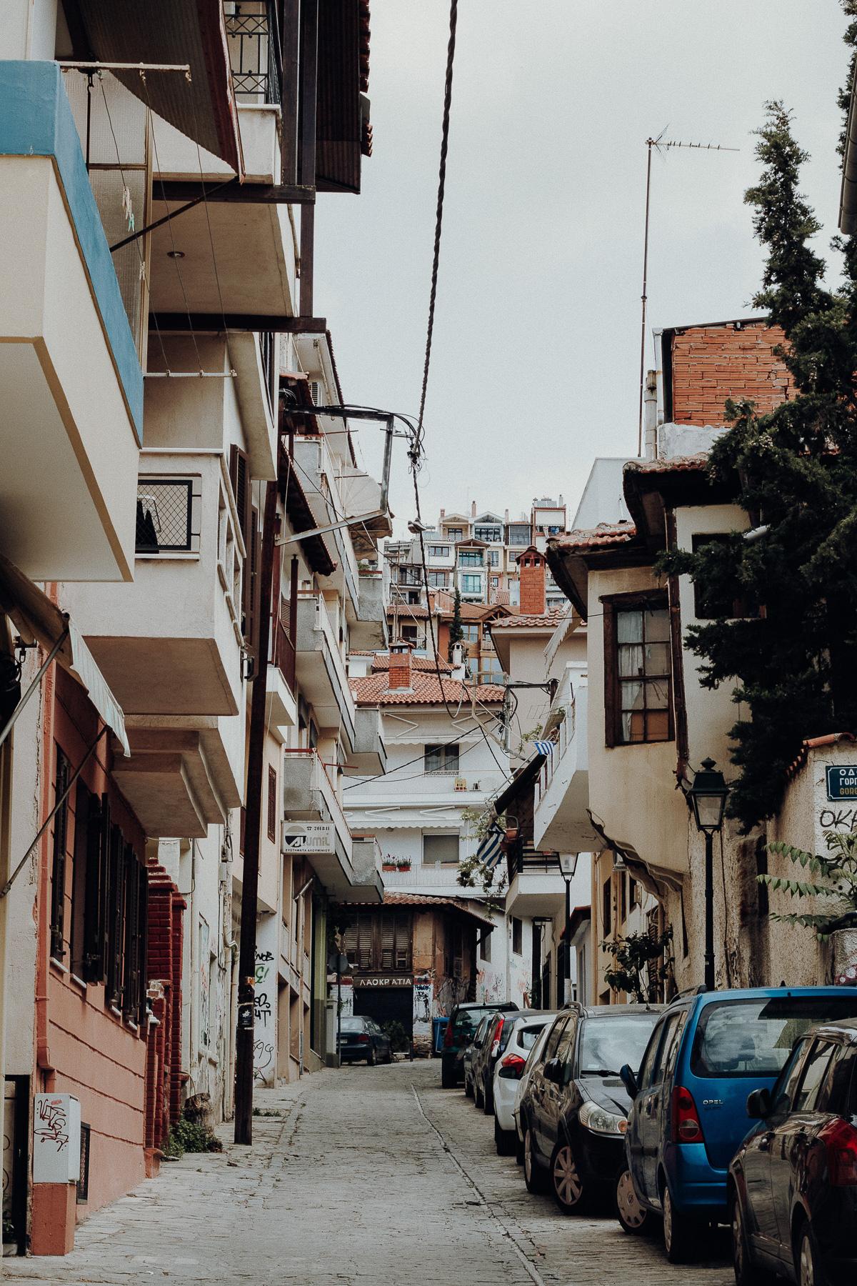 Chalkidiki Stadt