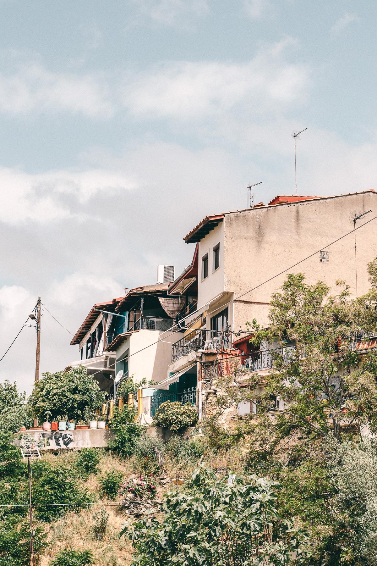Griechenland Sightseeing